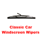 Classic Car Windscreen Wipers